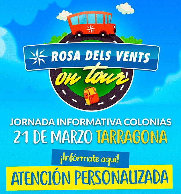 Jornadas informativas Rosa dels Vents