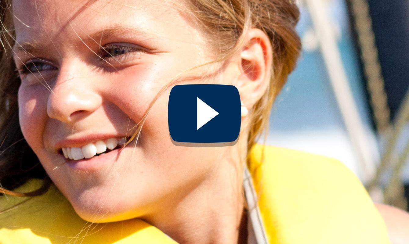 Video base nàutica Rosa dels Vents