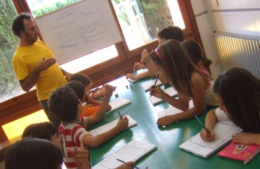 Classes d'anglès