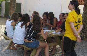 Classes d'anglès amb immersió lingüística