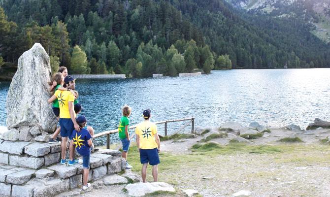 Colònies d'estiu esport i aventura