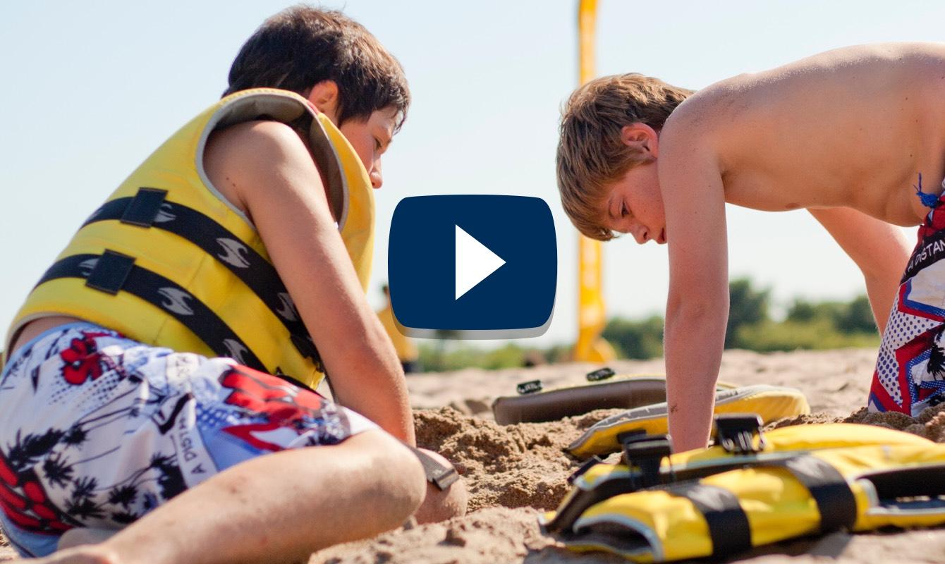 Reunió informativa de pares i mares - Cases platja