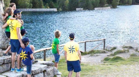 Colonias de verano Pallars Aventura en Rialp