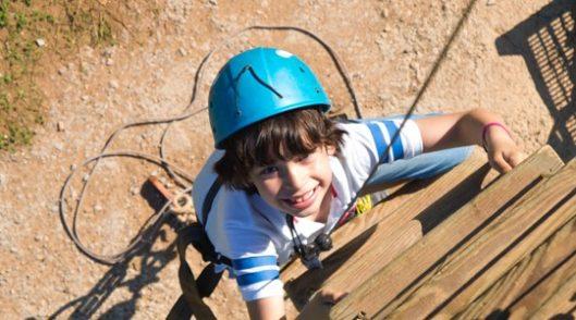 Colònies d'estiu Top Aventura a Sant Esteve de Palautordera