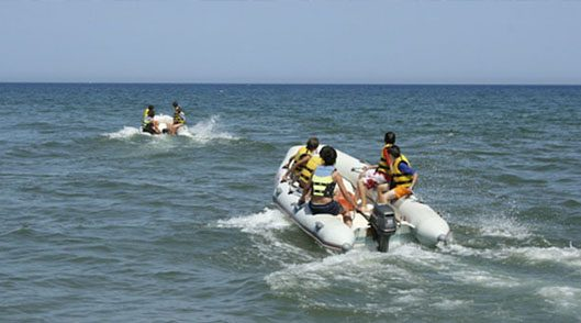 Colònies d'estiu Vacances nàutiques al Baix Empordà